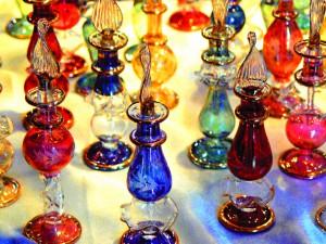 Collectie parfumflesjes