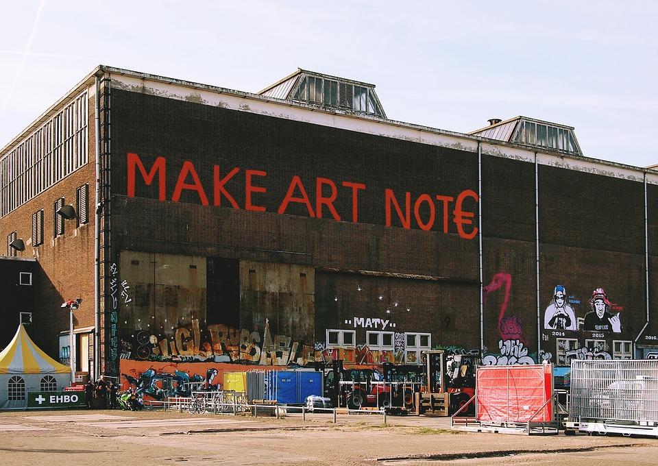 Tussen Kunst en Cash: een boekbespreking